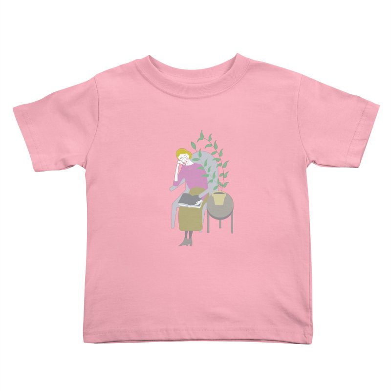 Depression Cherry Kids Toddler T-Shirt by ivvch's Artist Shop