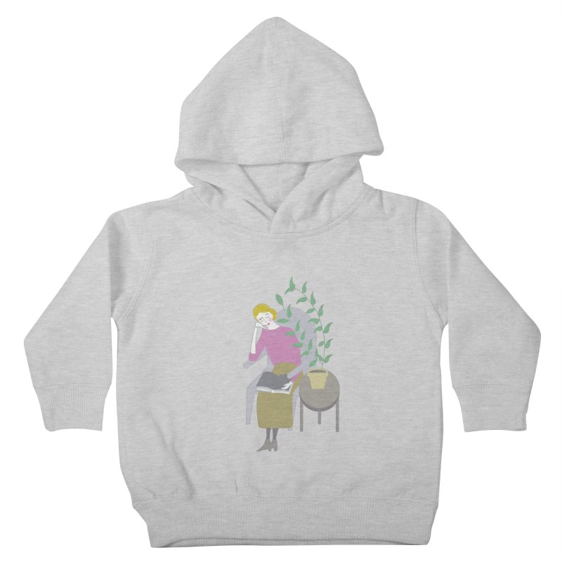 Depression Cherry Kids Toddler Pullover Hoody by ivvch's Artist Shop