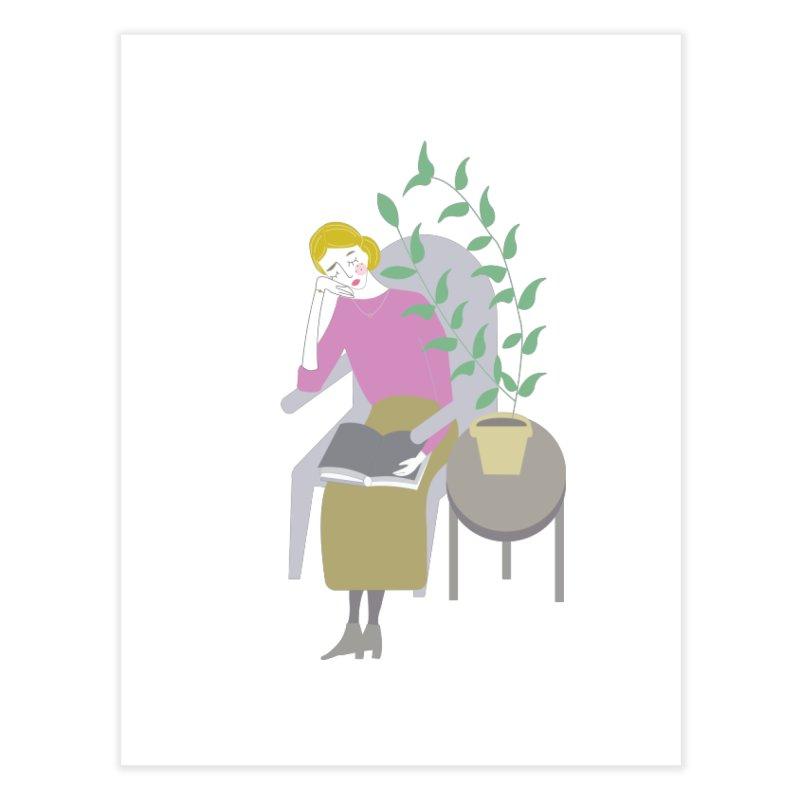 Depression Cherry Home Fine Art Print by ivvch's Artist Shop