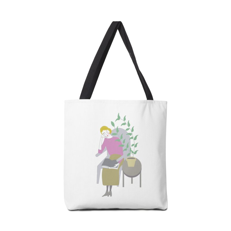 Depression Cherry Accessories Bag by ivvch's Artist Shop