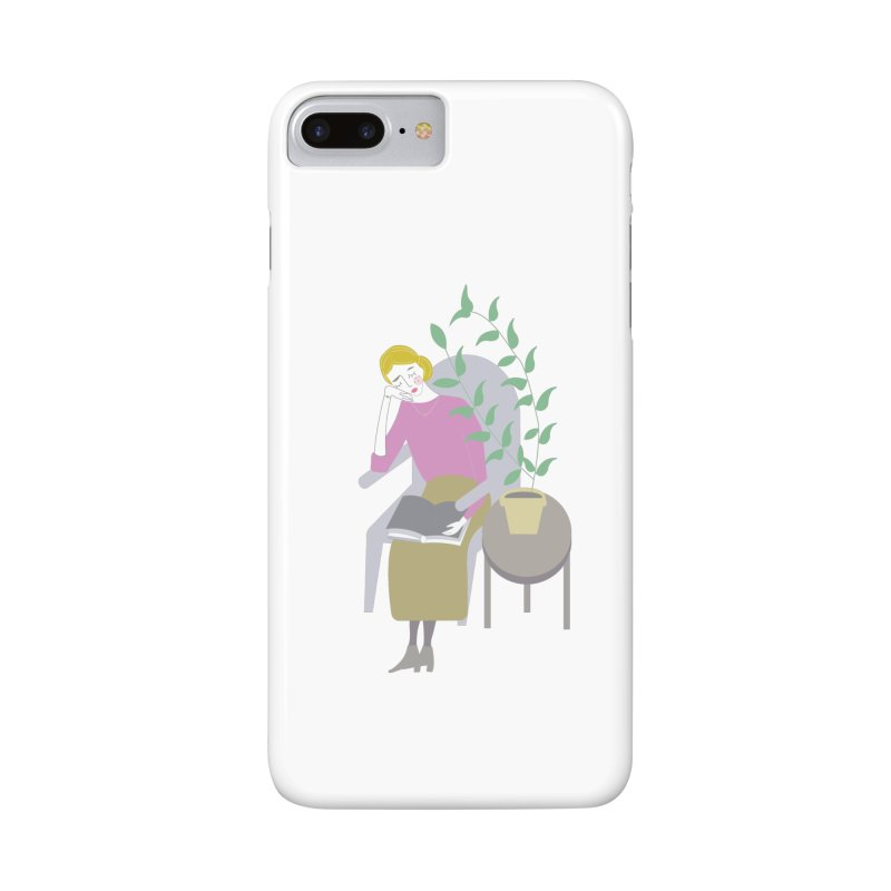 Depression Cherry Accessories Phone Case by ivvch's Artist Shop