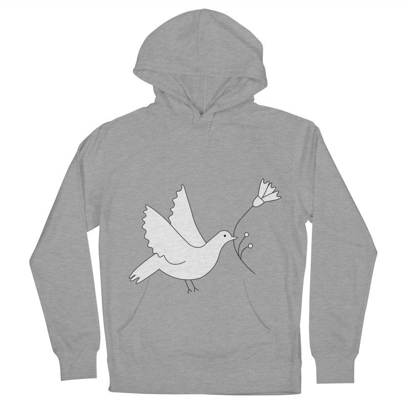 Bird Women's Pullover Hoody by ivvch's Artist Shop