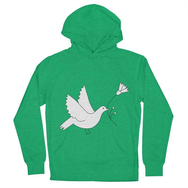 Bird Men's Pullover Hoody by ivvch's Artist Shop