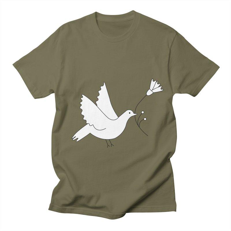 Bird Women's Regular Unisex T-Shirt by ivvch's Artist Shop