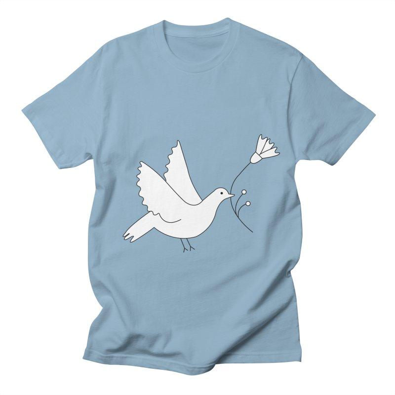 Bird Women's Unisex T-Shirt by ivvch's Artist Shop