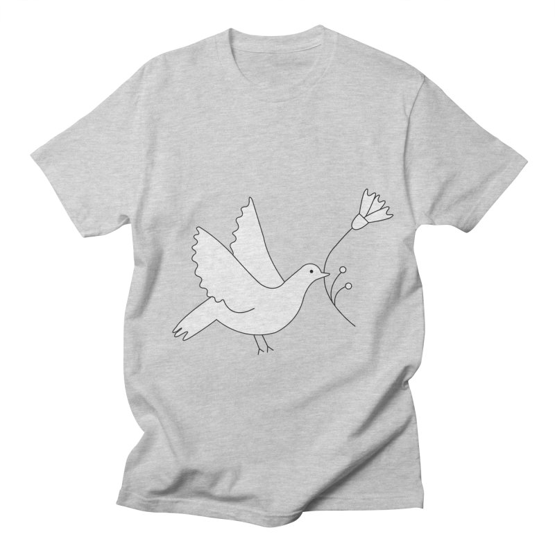 Bird Men's Regular T-Shirt by ivvch's Artist Shop