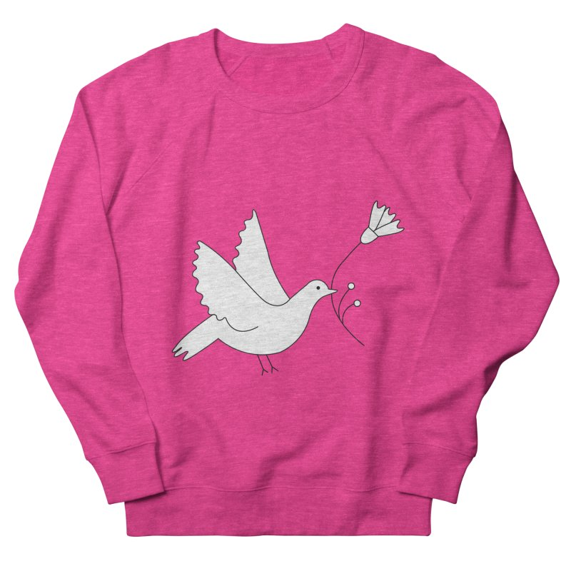 Bird Men's Sweatshirt by ivvch's Artist Shop