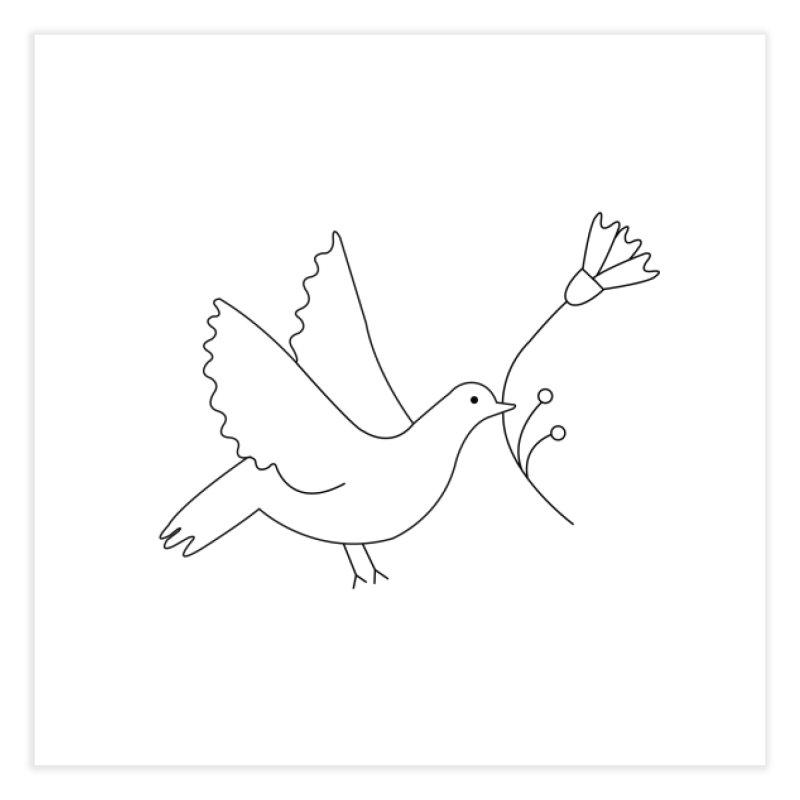 Bird Home Fine Art Print by ivvch's Artist Shop