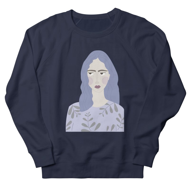 Girl Women's Sweatshirt by ivvch's Artist Shop