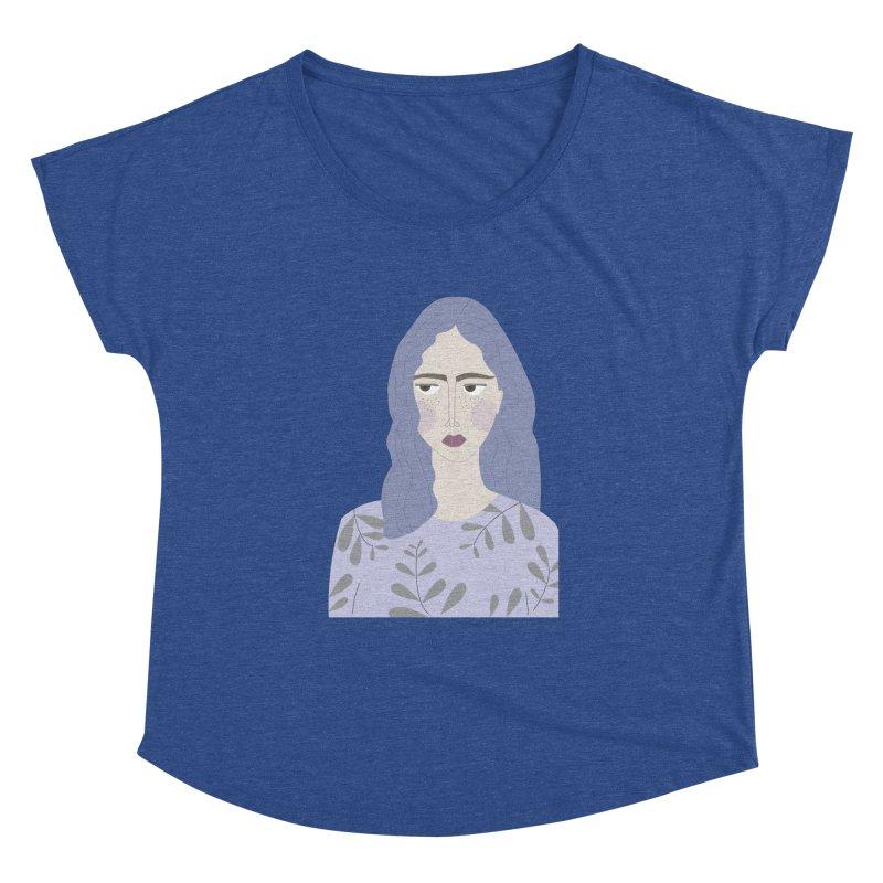 Girl Women's Dolman by ivvch's Artist Shop