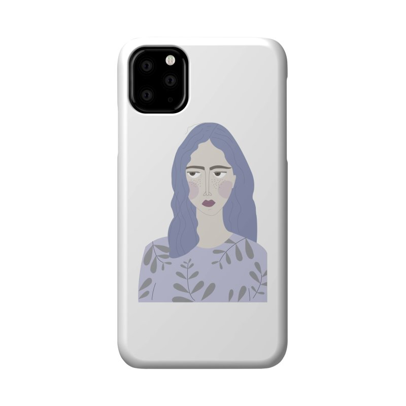 Girl Accessories Phone Case by ivvch's Artist Shop