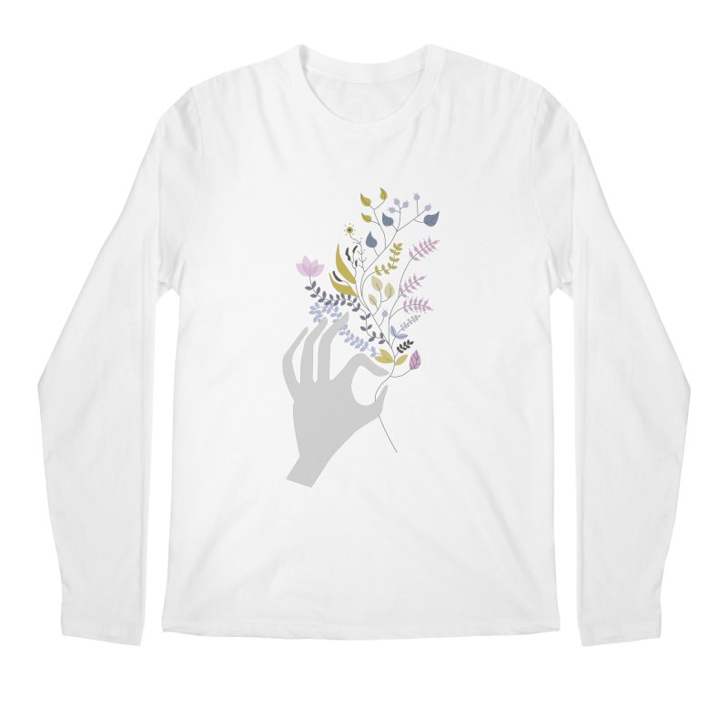 Spring Men's Regular Longsleeve T-Shirt by ivvch's Artist Shop