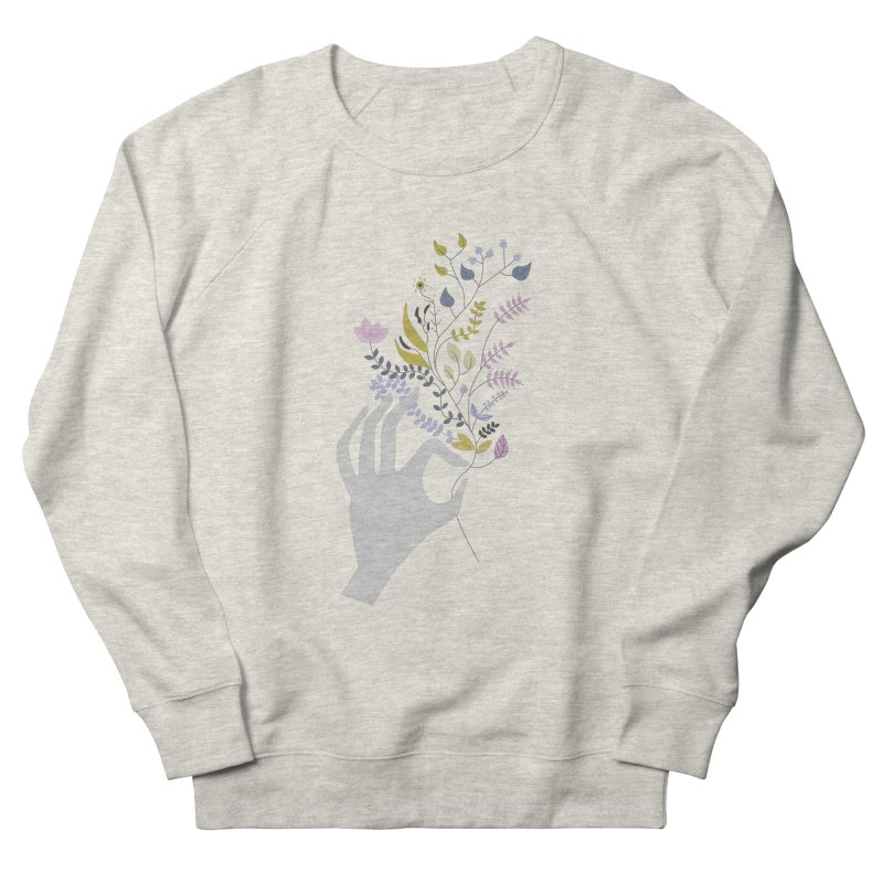 Spring Women's French Terry Sweatshirt by ivvch's Artist Shop