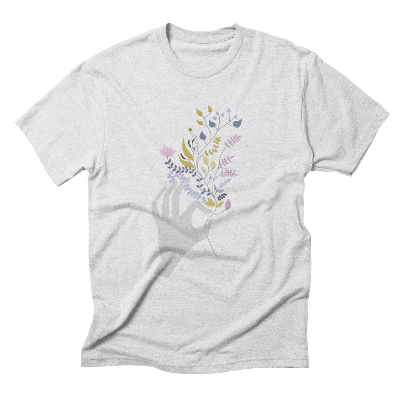 Spring Men's Triblend T-Shirt by ivvch's Artist Shop