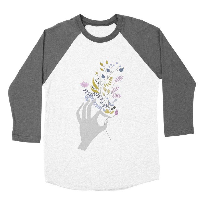 Spring Women's Baseball Triblend T-Shirt by ivvch's Artist Shop