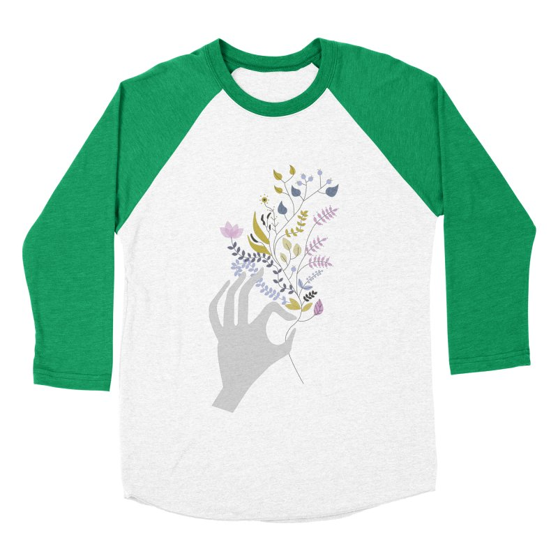 Spring Women's Baseball Triblend Longsleeve T-Shirt by ivvch's Artist Shop