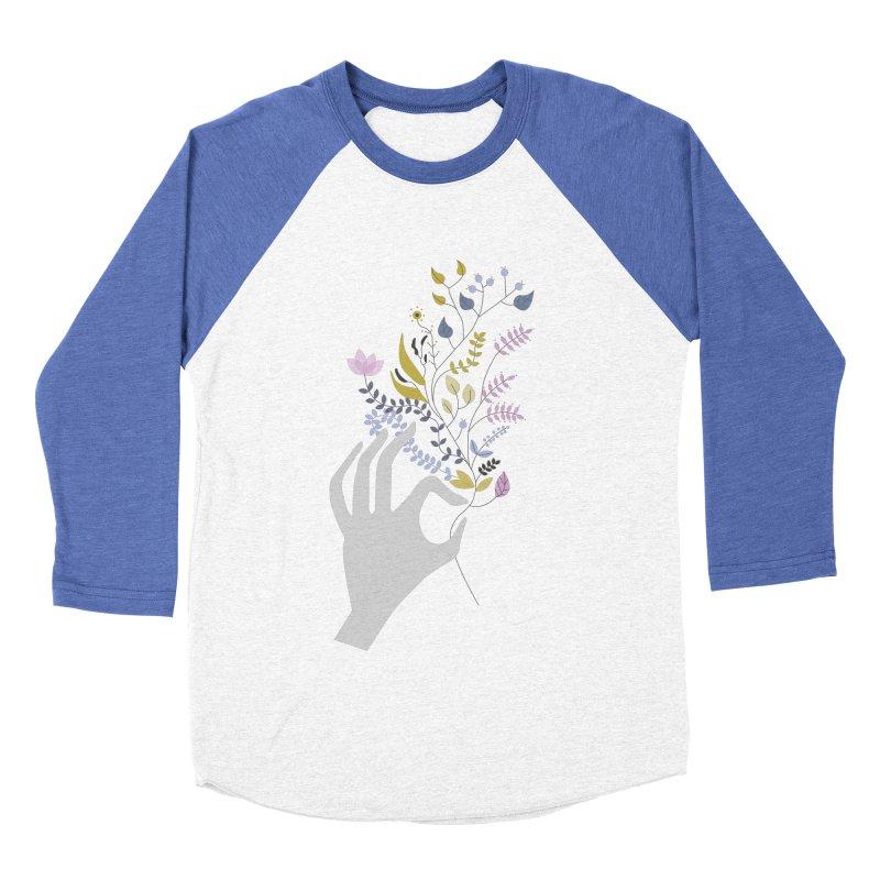 Spring Men's Baseball Triblend T-Shirt by ivvch's Artist Shop