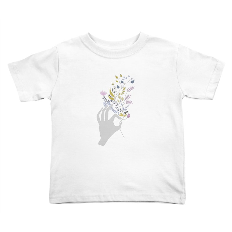 Spring Kids Toddler T-Shirt by ivvch's Artist Shop