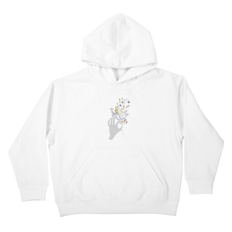 Spring Kids Pullover Hoody by ivvch's Artist Shop