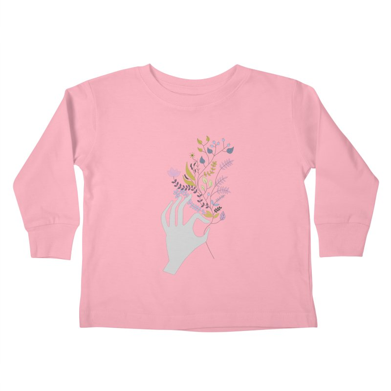 Spring Kids Toddler Longsleeve T-Shirt by ivvch's Artist Shop
