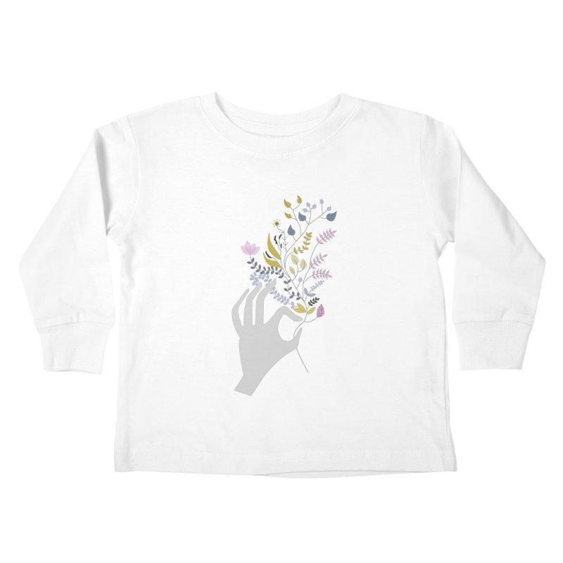 Spring Kids Toddler Longsleeve T-Shirt by ivvch's Artist Shop
