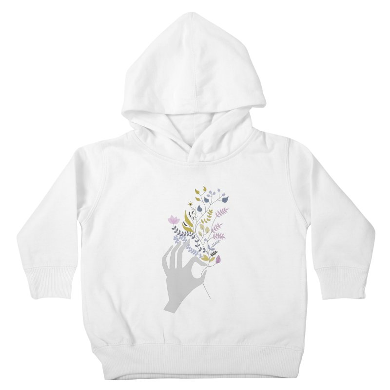 Spring Kids Toddler Pullover Hoody by ivvch's Artist Shop