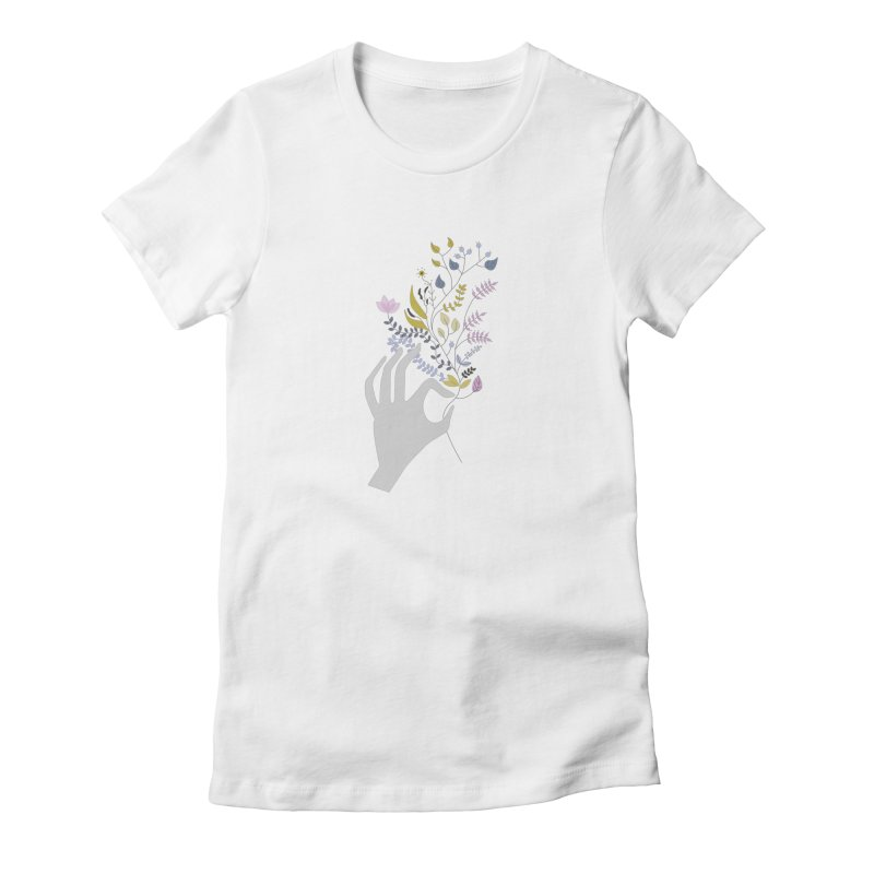 Spring Women's T-Shirt by ivvch's Artist Shop