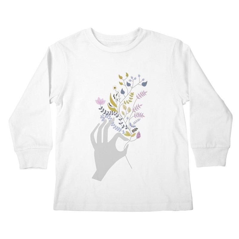 Spring Kids Longsleeve T-Shirt by ivvch's Artist Shop