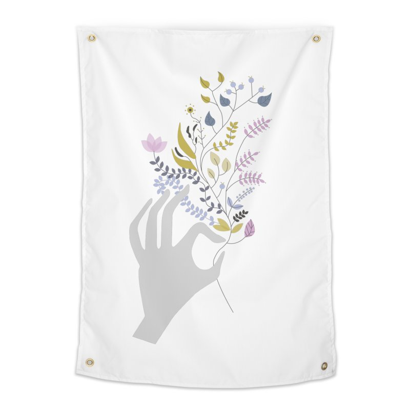 Spring Home Tapestry by ivvch's Artist Shop
