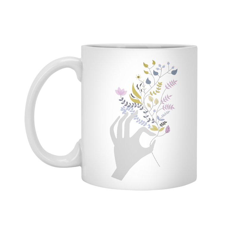 Spring Accessories Standard Mug by ivvch's Artist Shop