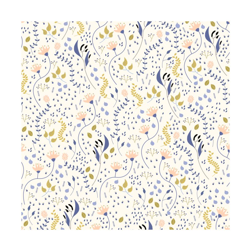 Floral Pattern by ivvch's Artist Shop