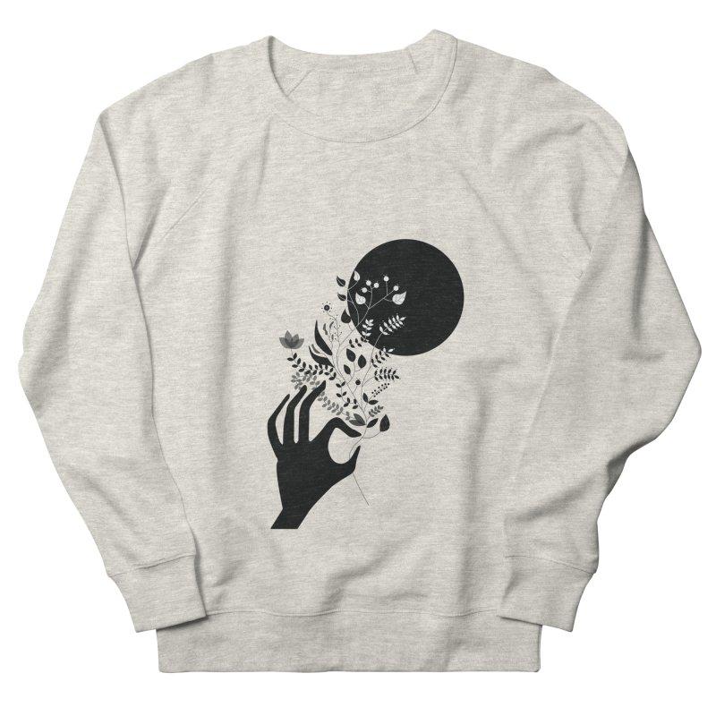 Moon Women's Sweatshirt by ivvch's Artist Shop