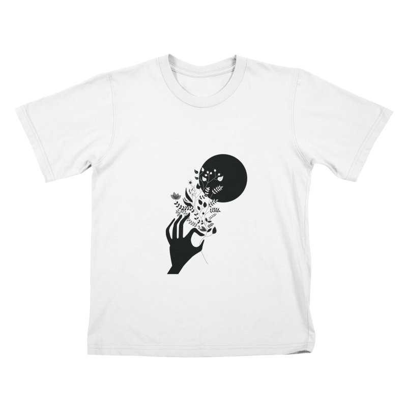 Moon Kids T-Shirt by ivvch's Artist Shop