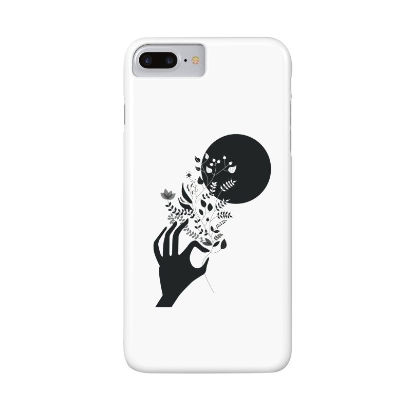 Moon Accessories Phone Case by ivvch's Artist Shop