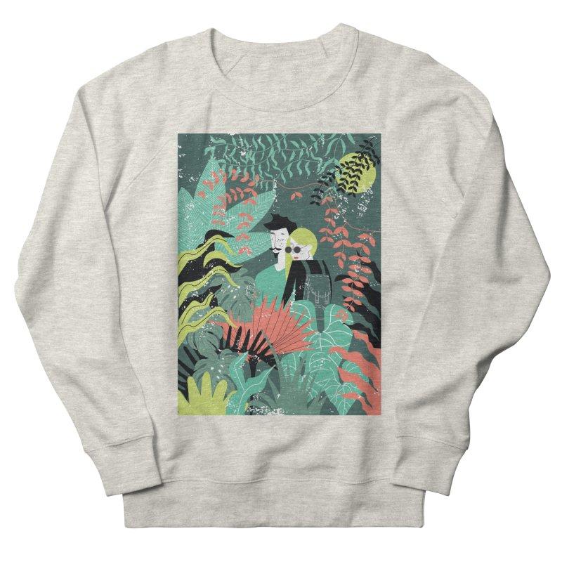 Jungle Women's Sweatshirt by ivvch's Artist Shop