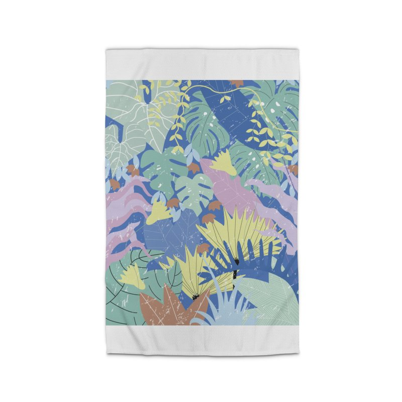 Jungle II Home Rug by ivvch's Artist Shop