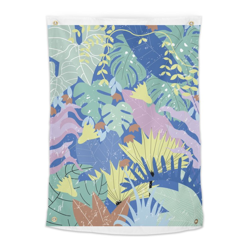 Jungle II Home Tapestry by ivvch's Artist Shop