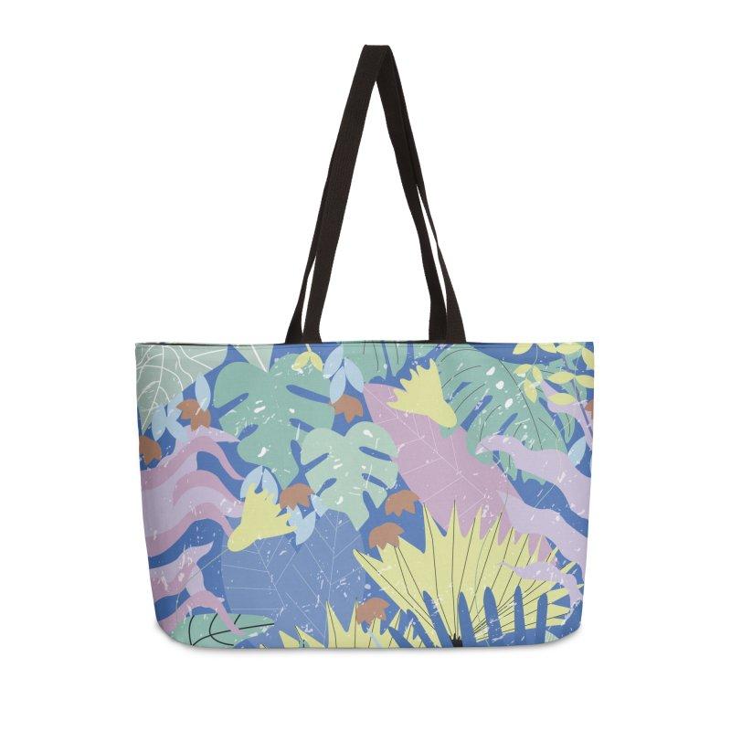 Jungle II Accessories Weekender Bag Bag by ivvch's Artist Shop