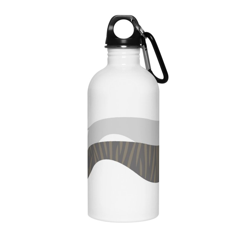 Flying Whippets Accessories Water Bottle by ivvch's Artist Shop