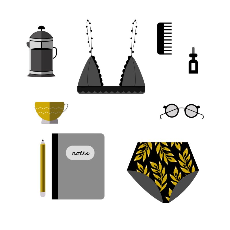 Essentials by ivvch's Artist Shop