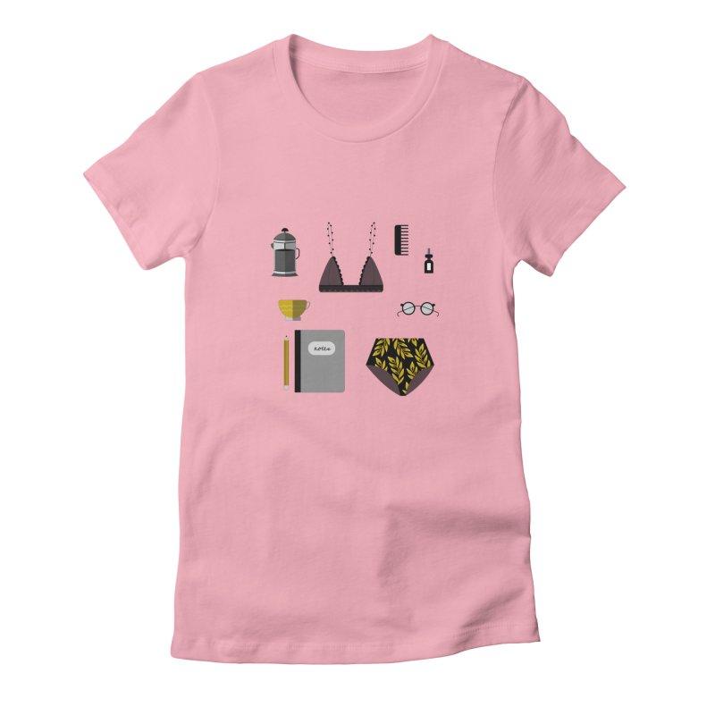 Essentials Women's T-Shirt by ivvch's Artist Shop