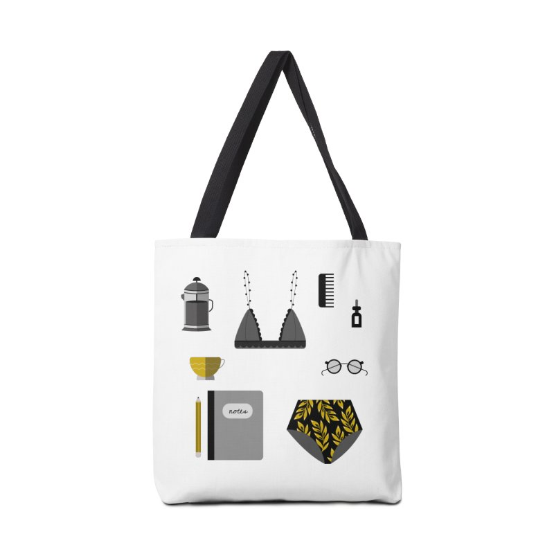 Essentials Accessories Bag by ivvch's Artist Shop