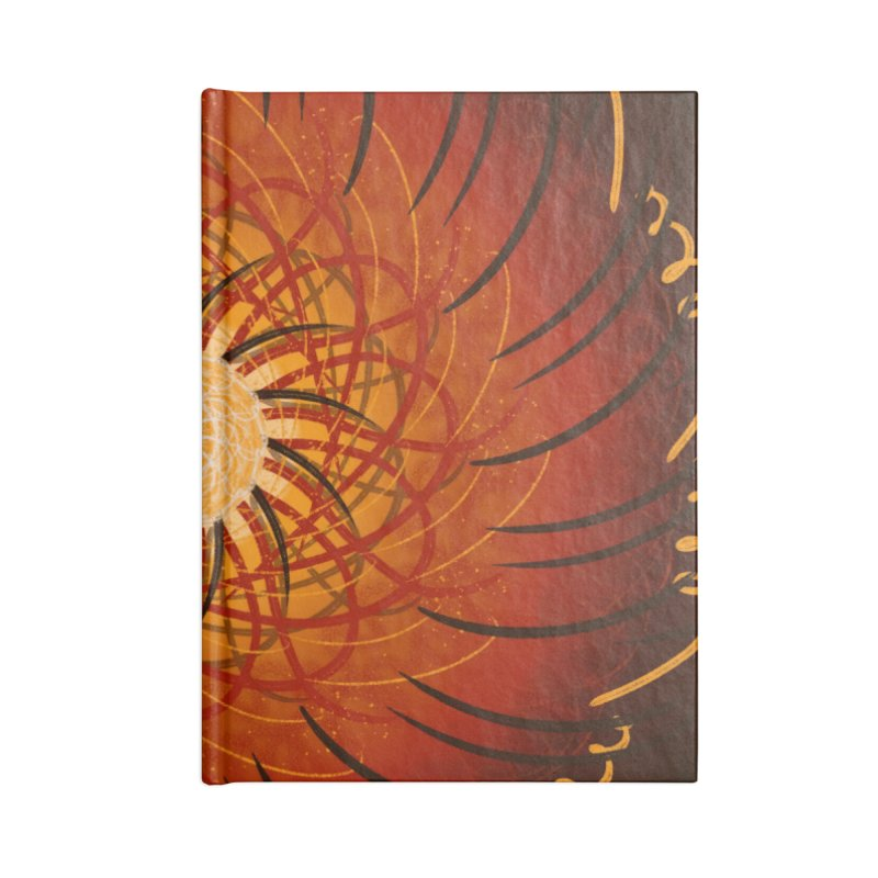 Sunset Over the Water Accessories Notebook by Ivy's Meadow