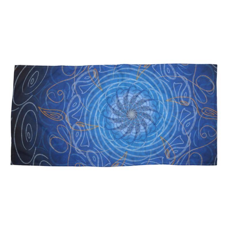 Drowned Well Accessories Beach Towel by Ivy's Meadow
