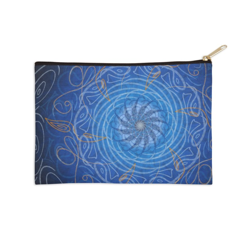 Drowned Well Accessories Zip Pouch by Ivy's Meadow