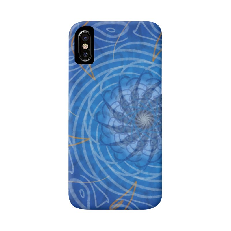 Drowned Well Accessories Phone Case by Ivy's Meadow
