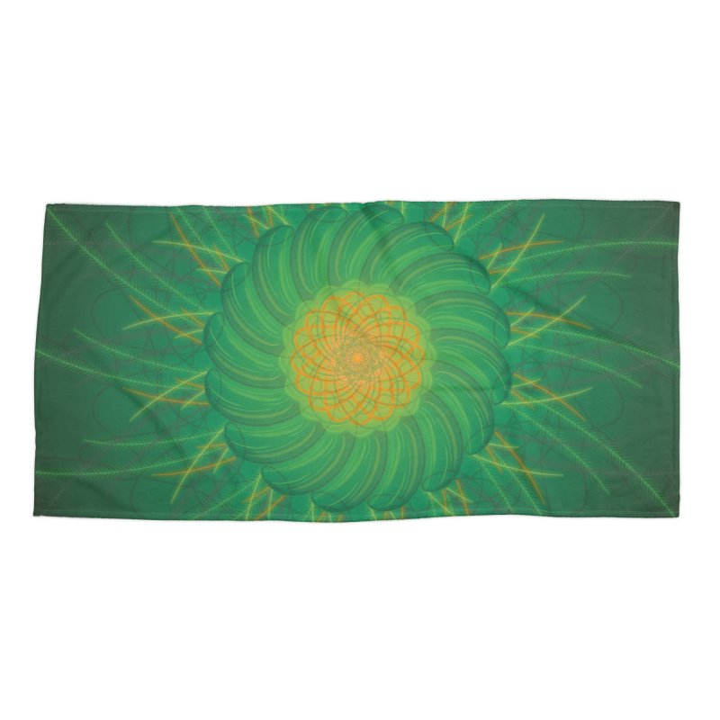 Verdent Fields Accessories Beach Towel by Ivy's Meadow