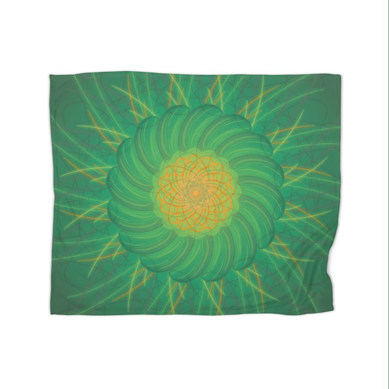 Verdent Fields Home Blanket by Ivy's Meadow