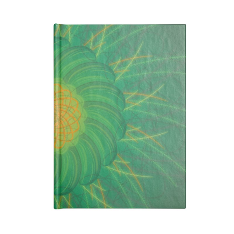 Verdent Fields Accessories Notebook by Ivy's Meadow