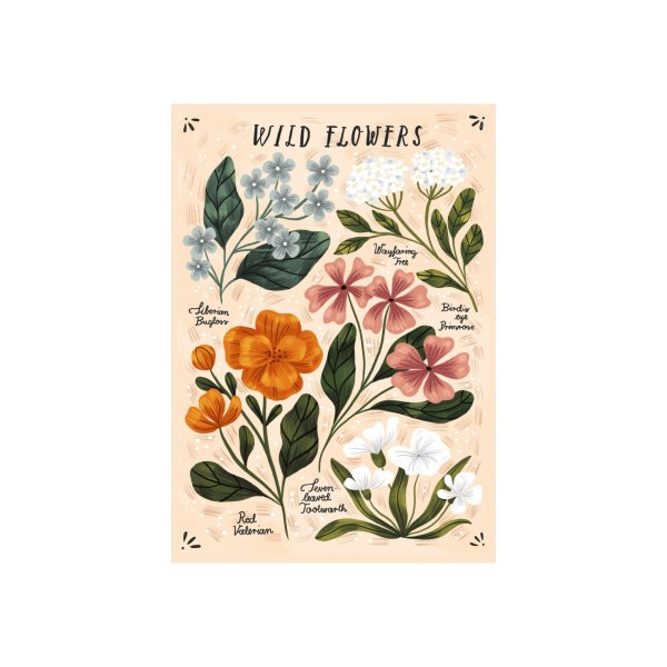 Design for Wild Flowers vol.2